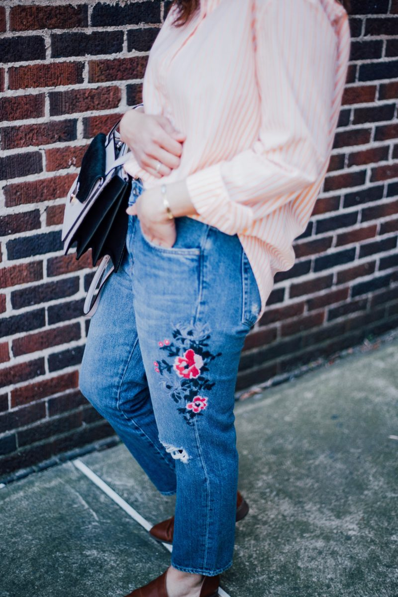 5578507c080 Spring Denim Styles I'm Obsessed With!